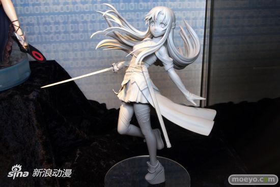 寿屋《刀剑神域》亚丝娜1/8 PVC原型展示中