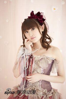 田村由香里新专辑热卖2.8万登上Oricon榜前三