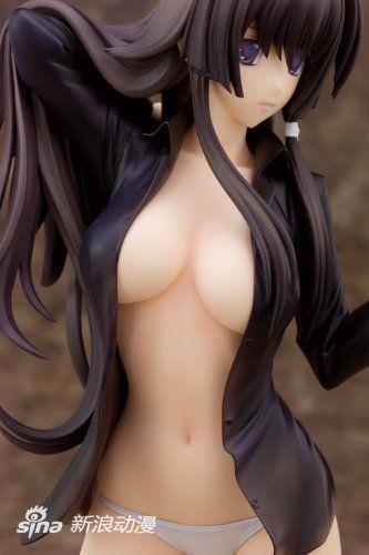 《Total Eclipse》篁唯依私服半裸姿PVC4月发售