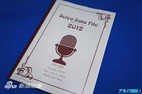 ������¼������DATA FILE 2012��