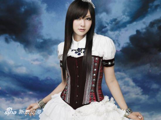 喜多村英梨4th单曲发售 新单曲1月发售决定
