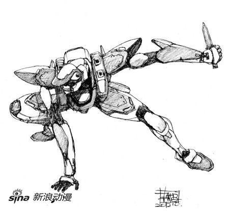 《全金属狂潮》新作漫画公开 角色人设一新