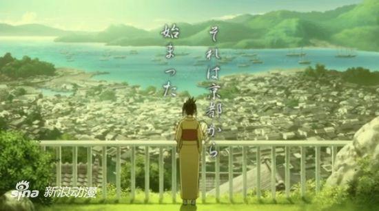 GONZO制作原创短片《龙-RYO-》预告PV放出