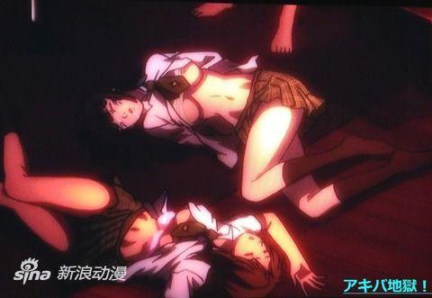 《惊爆游戏》BD第一卷发售 女主角和谐解禁