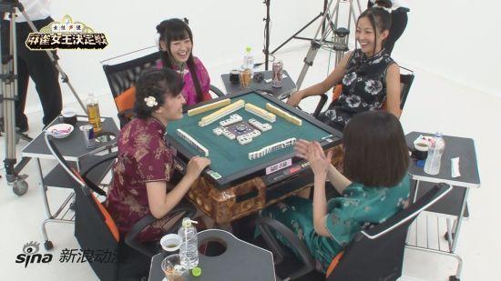 《�D-Saki-》女性声优麻雀女王决定战DVD化