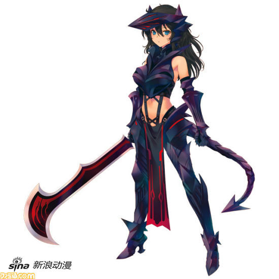 PSP游戏《迷宫旅人2》新角色和新职业公开