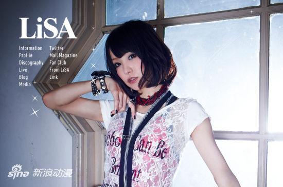 LiSA演唱 《刀剑神域》主题曲CD热销10万枚
