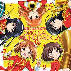 《少女与战车》OST封面公开 收录萌版喀秋莎