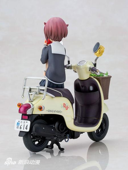 《one off》汐崎春乃PVC化 附女式摩托模型