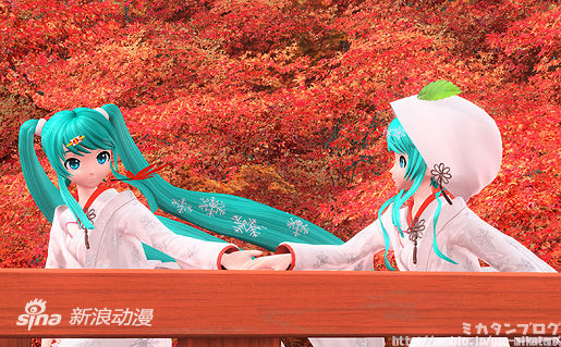 初音未来变新娘 2013年版雪MIKU官图公开
