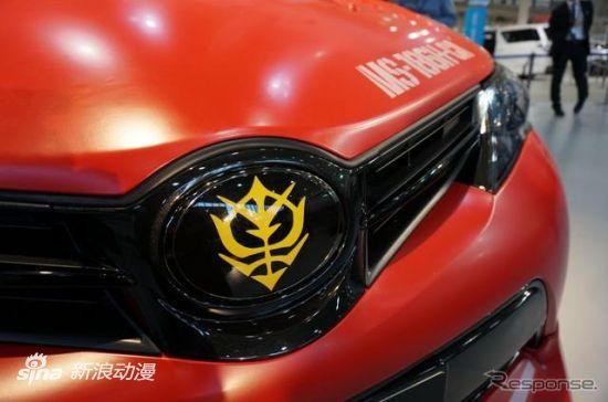 概念车商品化 夏亚专用丰田车2013年内上市