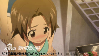 《少女与战车》特典OVA第2话先行图片公开