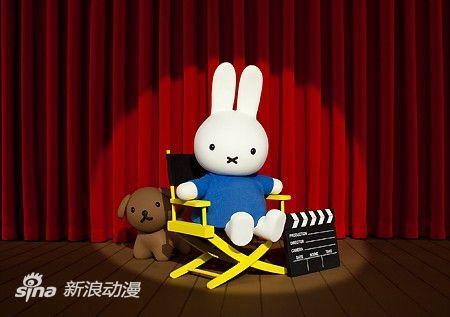 小松未可子成世界级人气动漫形象米菲兔声优