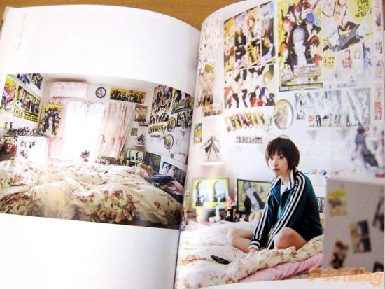 OTAKU女子的房间写真集 《堕落部屋》发售