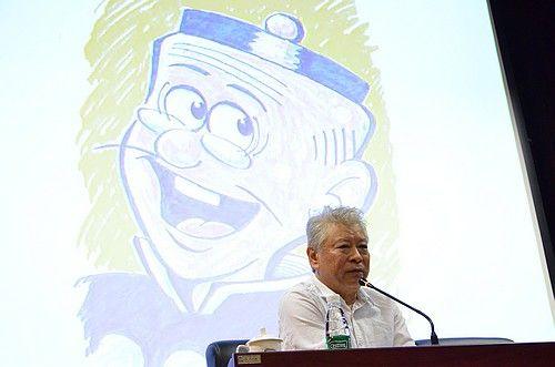 老夫子广州邂逅美食漫画