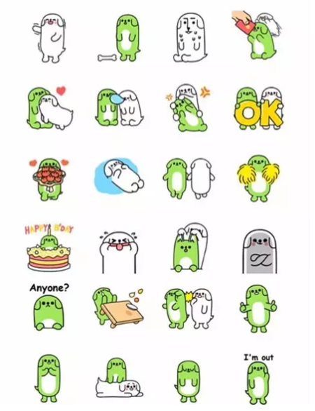 微信更多团队首度亮相公开:未来有表情新玩动物图片表情包害羞图片