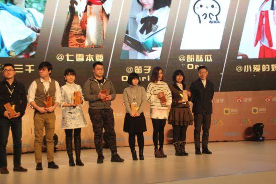右一:微漫画CEO孙玉芊先生